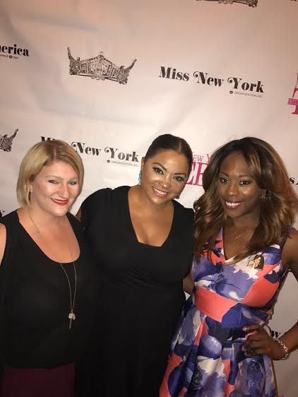 On the Scene in NYC: Miss New York